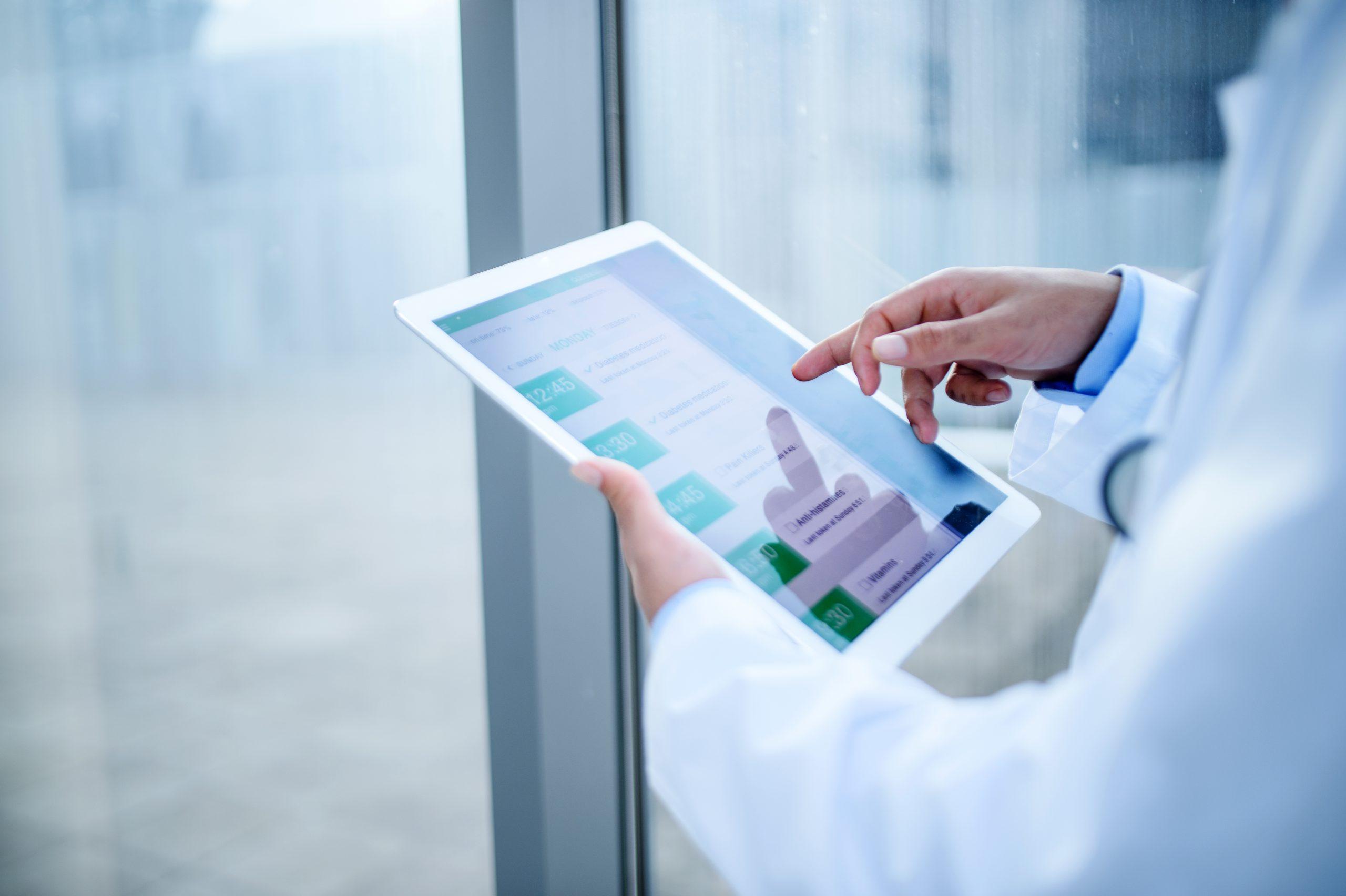 ITK Systeme für Ärzte & Krankenhäuser